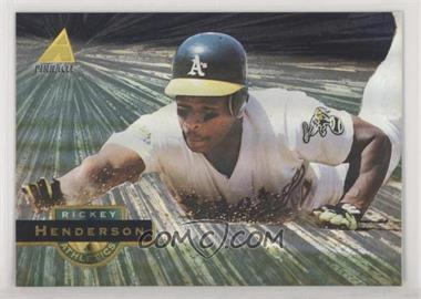 1994 Pinnacle - [Base] - Museum Collection #450 - Rickey Henderson