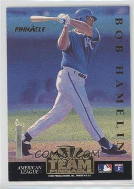 1994 Pinnacle - Rookie Team Pinnacle #RTP 2 - Bob Hamelin, J.R. Phillips