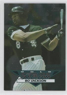 1994 Score - Gold Stars #35 - Bo Jackson