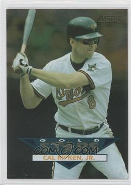 1994 Score - Gold Stars #36 - Cal Ripken Jr.