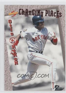1994 Score Rookie & Traded - Changing Places #CP5 - Otis Nixon