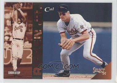 1994 Score Select Base 249 Cal Ripken Jr