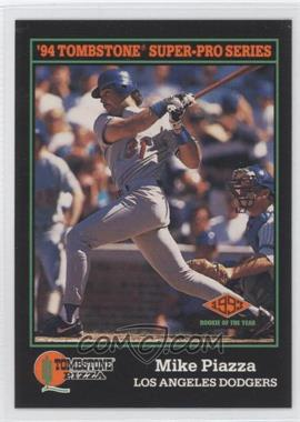 1994 Score Tombstone Pizza - Food Issue [Base] #15 - Mike Piazza