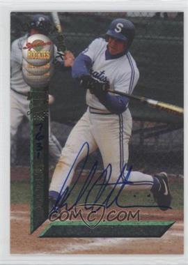1994 Signature Rookies Draft Picks - [Base] - Autographs [Autographed] #69 - Paul Ottavinia /7750
