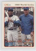 Tommie Agee, Ron Swoboda