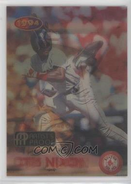 1994 Sportflics 2000 Rookie & Traded - [Base] - Artist's Proof #36 - Otis Nixon