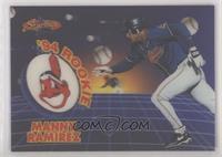 Manny Ramirez #/5,000