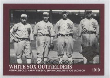 1994 The Sporting News Conlon Collection - [Base] - Burgundy #1042 - Chicago White Sox Team