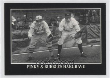 1994 The Sporting News Conlon Collection - [Base] #1179 - Pinky Hargrave, Bubbles Hargrave
