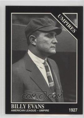 1994 The Sporting News Conlon Collection - [Base] #1210 - Billy Evans