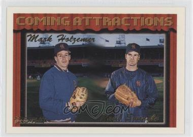 1994 Topps - [Base] - Gold #765 - Mark Holzemer, Paul Swingle