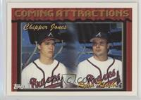 Chipper Jones, Ryan Klesko