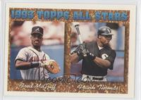 Fred McGriff, Frank Thomas