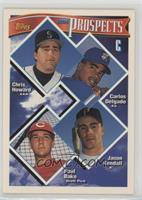 Carlos Delgado, Jason Kendall, Paul Bako, Chris Howard