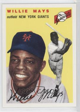 1994 Topps Archives The Ultimate 1954 Set - [Base] #90 - Willie Mays