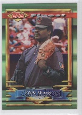 1994 Topps Finest - [Base] - Refractor #317 - Eddie Murray