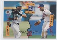 Gary Sheffield, Fred McGriff