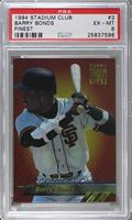 Barry Bonds [PSA 6]