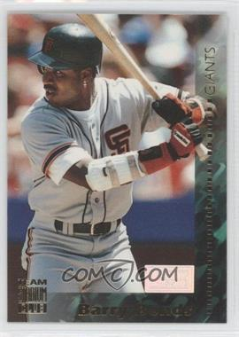 1994 Topps Team Stadium Club - [Base] - 1st Day Issue #1 - Barry Bonds