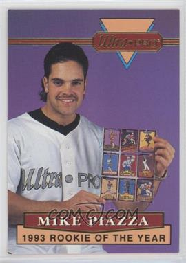 1994 Ultra Pro Page Promos Base Mipa1 Mike Piazza