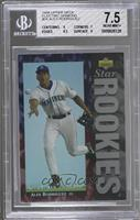Alex Rodriguez [BGS 7.5 NEAR MINT+]