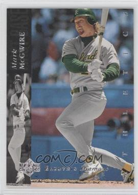 1994 Upper Deck - [Base] - Electric Diamond #67 - Mark McGwire