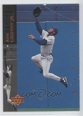1994 Upper Deck - [Base] - Silver Back #224 - Ken Griffey Jr.
