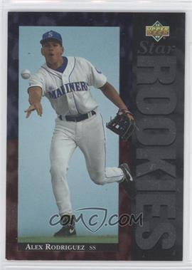1994 Upper Deck - [Base] #24 - Alex Rodriguez