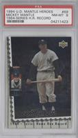 Mickey Mantle [PSA 8 NM‑MT]