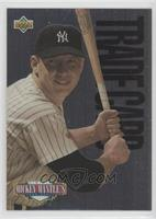 Mickey Mantle (Trade for Base Set)