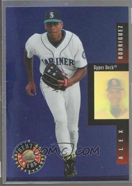 1994 Upper Deck - Next Generation #16 - Alex Rodriguez