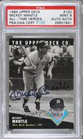 Mickey Mantle [PSA/DNA Certified Auto]