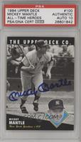 Mickey Mantle [PSA/DNA Certified Encased]