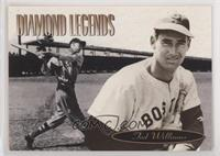 Ted Williams (light background)