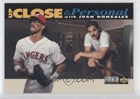Juan Gonzalez (White Bar on Bottom)