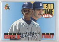Ken Griffey Jr., Don Mattingly