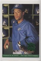 Roberto Alomar, Paul Molitor [EX to NM]