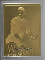 Walter Johnson [Uncirculated]