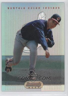 1995 Bowman's Best - Blue - Refractor #73 - Bartolo Colon