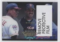 Barry Bonds, Moises Alou, Albert Belle