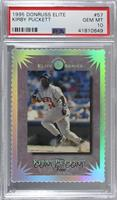 Kirby Puckett /10000 [PSA 10 GEM MT]
