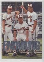 Billy Ripken, Cal Ripken Sr., Cal Ripken Jr.