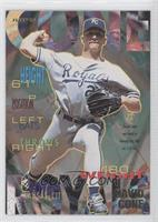David Cone (Club names outlined in white)