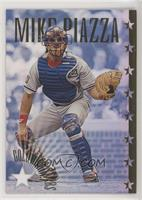 Mike Piazza #/10,000