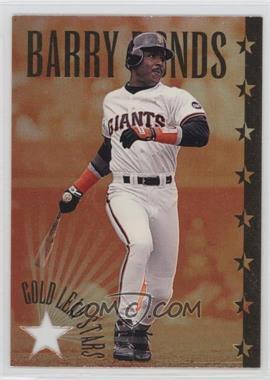 1995 Leaf - Gold Leaf All-Stars #5 - Barry Bonds /10000
