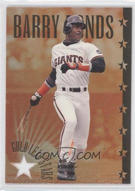 1995 Leaf - Gold Leaf All-Stars #5 - Barry Bonds /10000