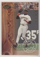 Barry Bonds [EX to NM]