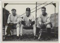 Babe Ruth, Don Mattingly, Lou Gehrig [NoneEXtoNM]