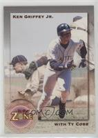 Ken Griffey Jr., Ty Cobb