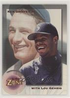 Ken Griffey Jr., Lou Gehrig